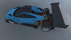 NSX Racecar 4
