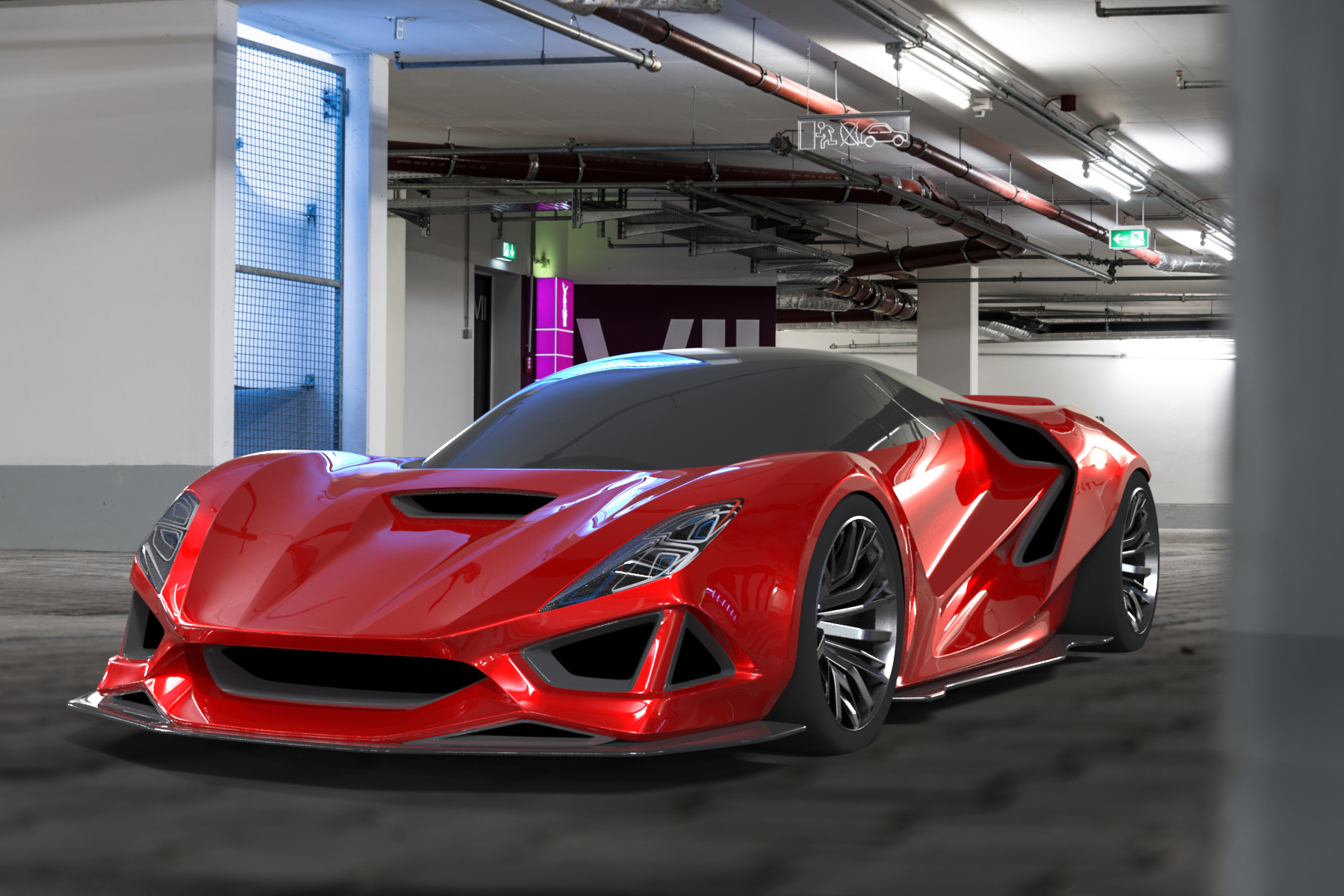 miseng supercar 2