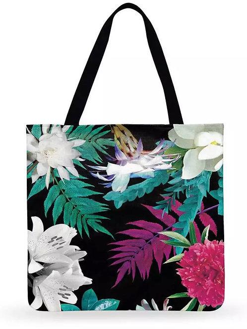 Large Tropical Tote Handbags