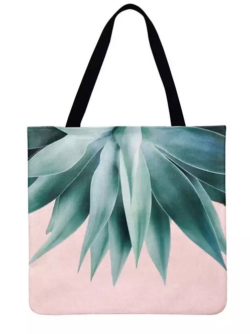 Medium Tropical Tote Handbags
