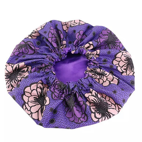 Women's Large Satin Lined Bonnet