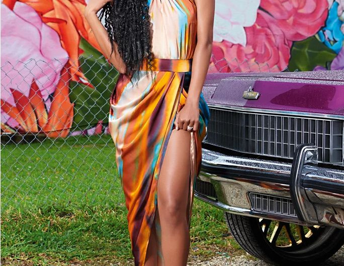 Gabrielle Union-Wade Celebrates Creole Culture with NY & Co. Summer 2020 Collection