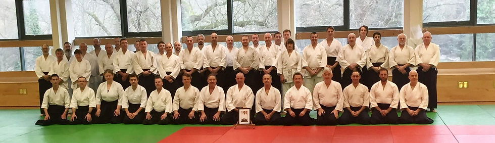 Aikido Cardiff - Memorial Course