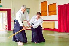 Aikido Cardiff - Ken Dori