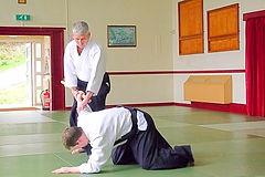 Aikido Cardiff - Ikkyo