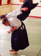 Aikido Cardiff - Koshnage