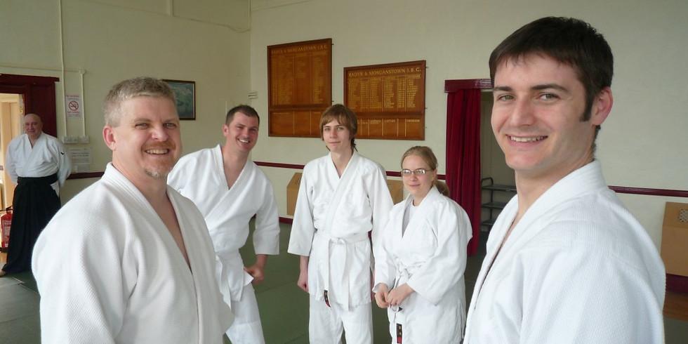 Summer Open Course & Kyu Gradings