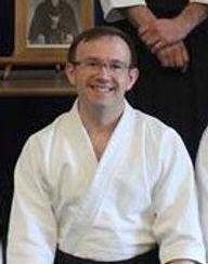 Aikido Cardiff - Ian Rees
