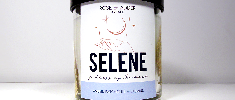 Selene - Greek Mythology