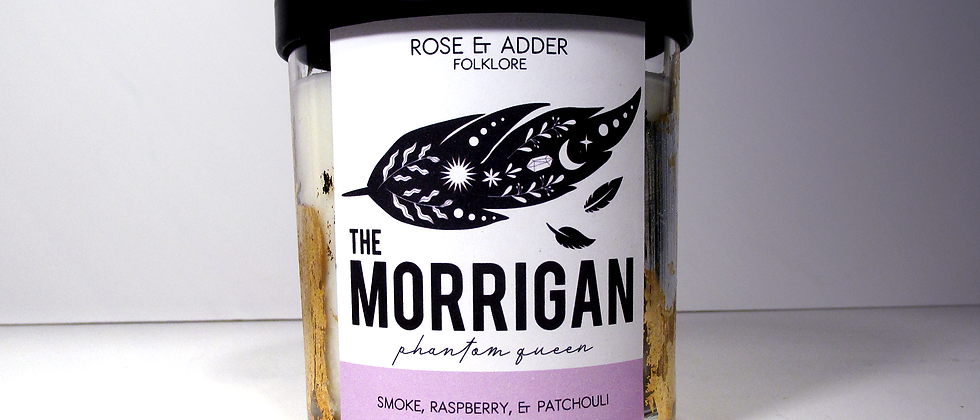 The Morrigan - Irish / Celtic Folklore