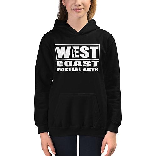 WCMA kids hoodie