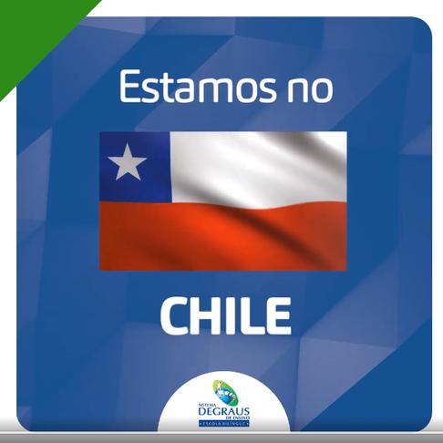 Estamos no Chile