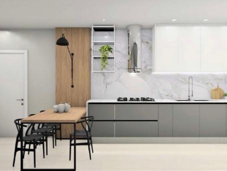 Bancadas de cozinha - que material escolher?
