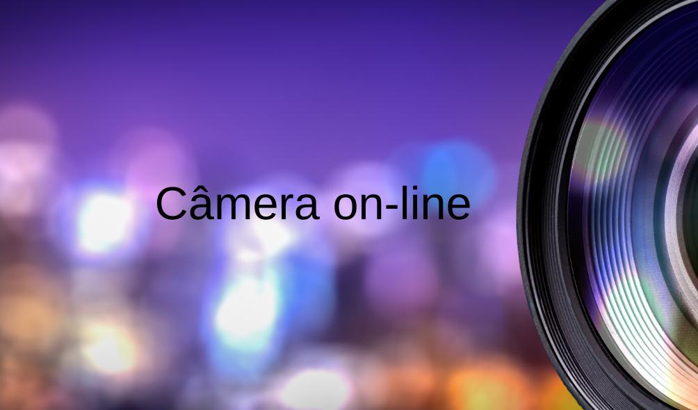 Camera on-line