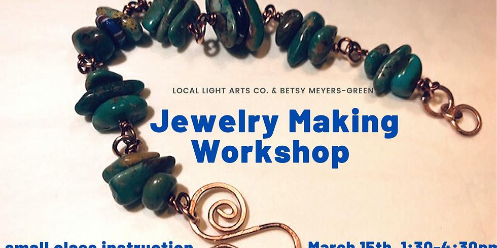Jewelry Workshop Semi-Private Class
