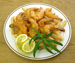 8 Jumbo Shrimp