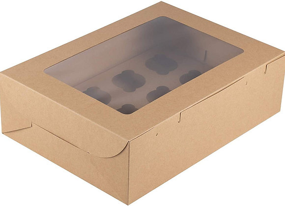 Pastry Box with Window
