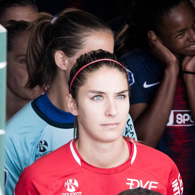 PSG vs DFCO féminin 2018