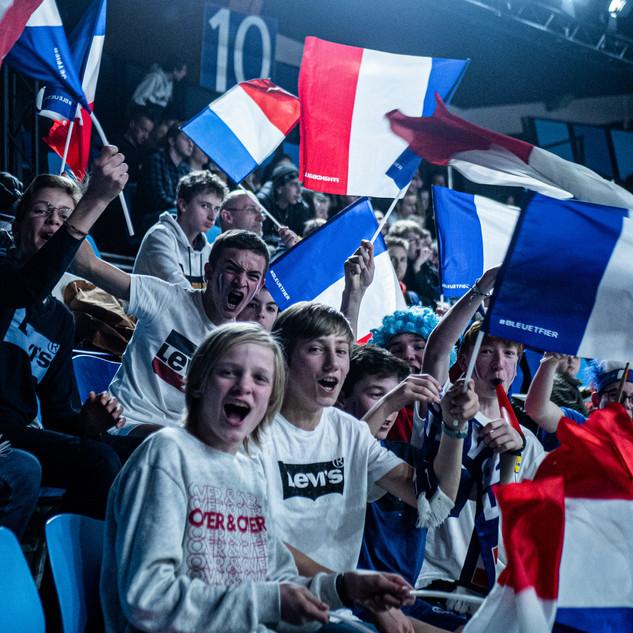Championnats d'Europe Badminton Liévin 2020