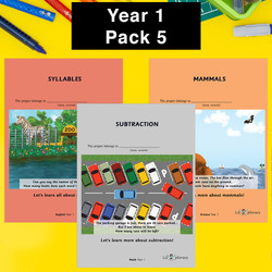 Year1 Pack 5