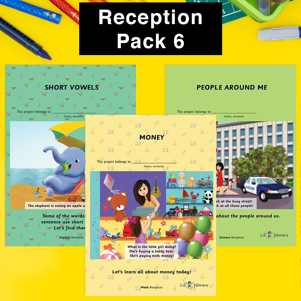 Reception Pack 6
