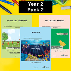 Year 2 Pack 2
