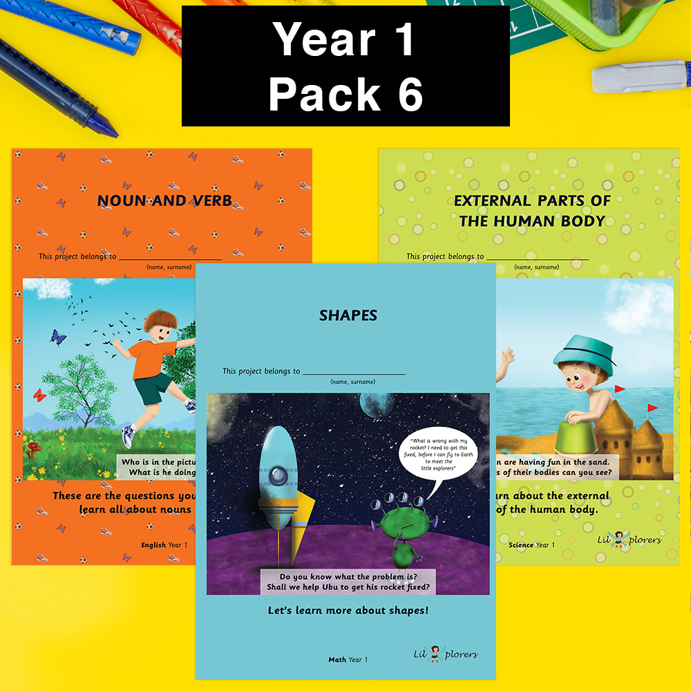 Year1 Pack 6