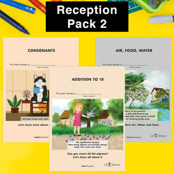 Reception Pack 2