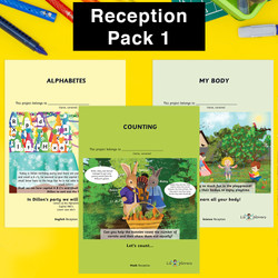 Reception Pack 1