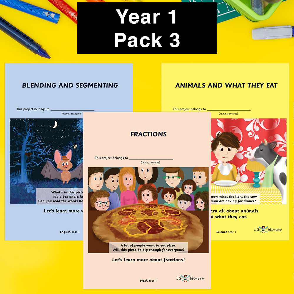 Year1 Pack 3