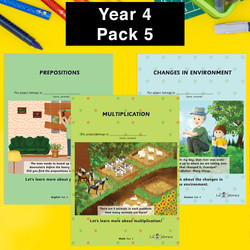 Year 4 Pack 5
