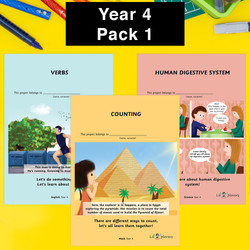 Year 4 Pack 1