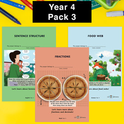 Year 4 Pack 3