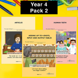 Year 4 Pack 2