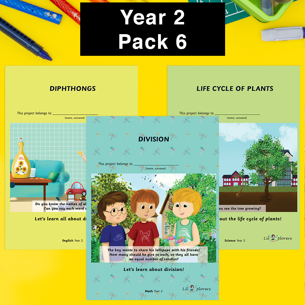 Year 2 Pack 6