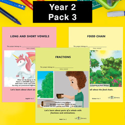 Year 2 Pack 3