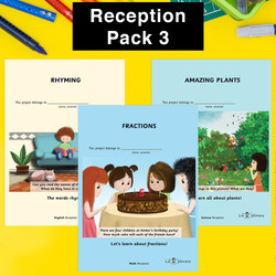 Reception Pack 3