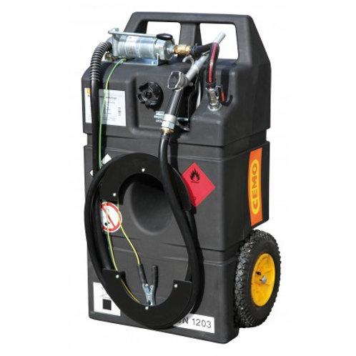 Kraftstofftrolley ExO 95 Liter, mit Elektropumpe