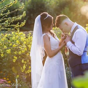 Stephanie & Andrew Hayward  Wedding Day Photos