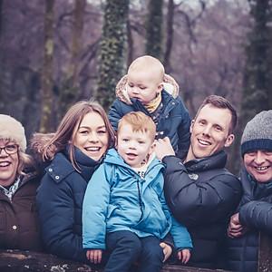 Nichola's Family Shoot- Bryngarw