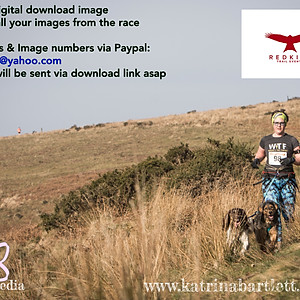 Red Kite Spring Trail Race