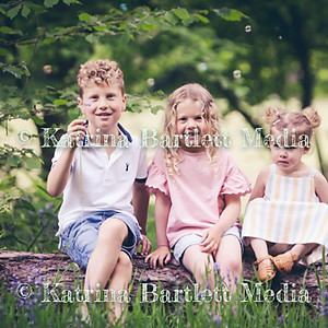 Griffiths & Jenkins Family | Bryngarw Country Park | June 21