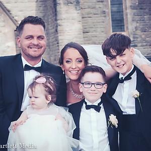 Nina & Anthony Turner | Wedding Photos | Saint Mary's Hotel, Pencoed