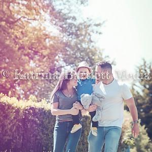 Beth Caddy Family Shoot | Penarth