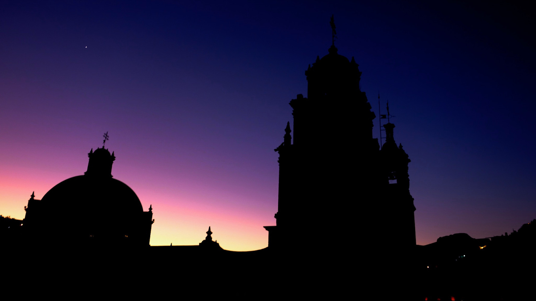 Morning at Guanajuato