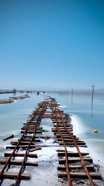 Chaca  Salt Lake