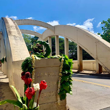 """KMC Celebrates the Anahulu """"Rainbow"""" Bridge Centenial"""