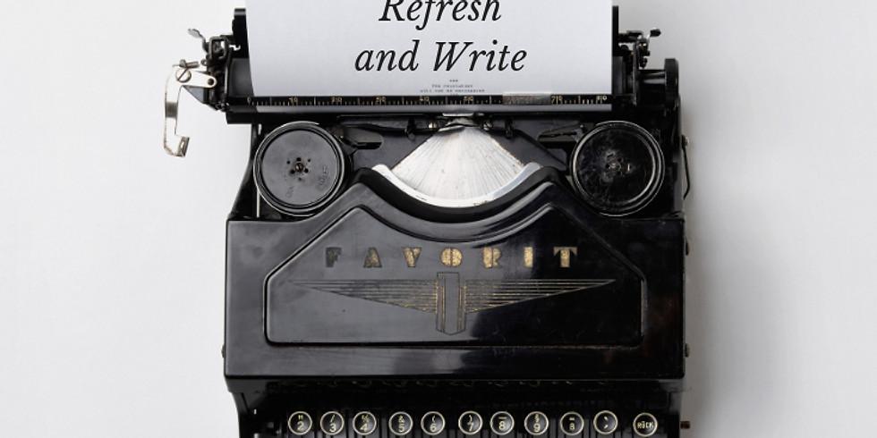 2021 Writers Retreat