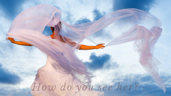 How do you see her?