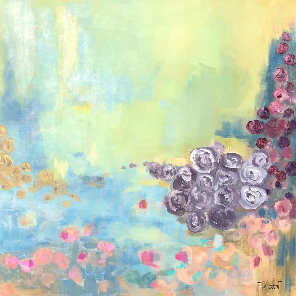 Des fleurs pour Neilly